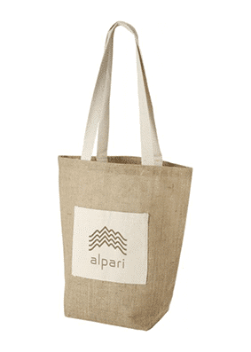 modèle de sac en toile de jute Calcutta