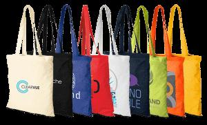 Notre gamme de sacs en coton