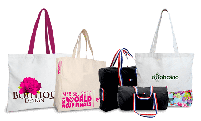 Notre gamme de sacs en tissu sur fabrication