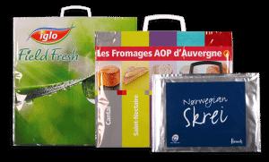 Notre gamme de sacs isothermes